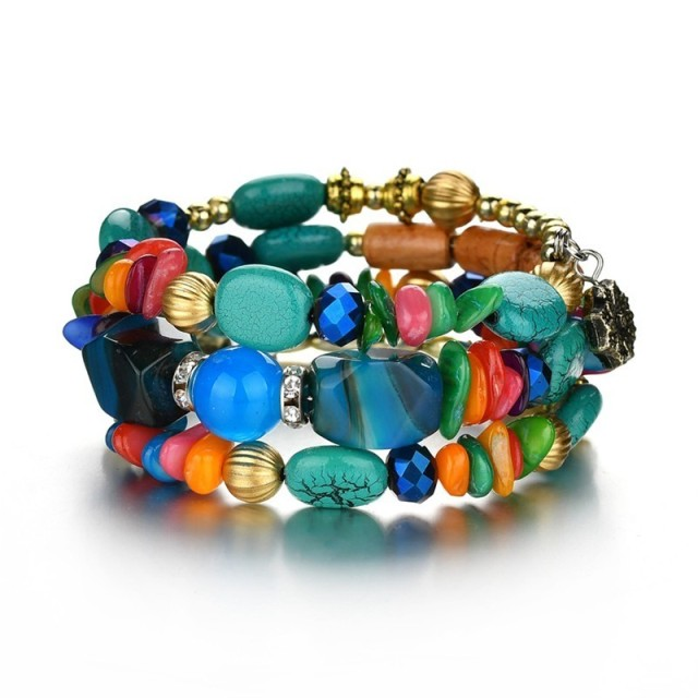 Bracelet Turquoise Veritable