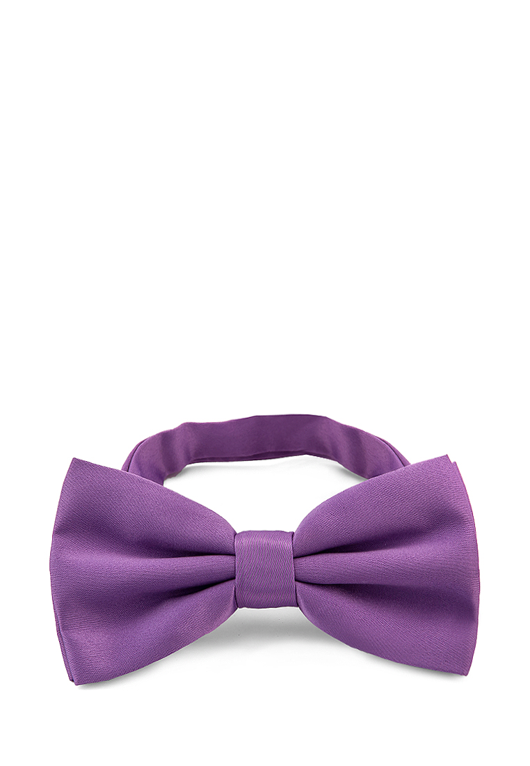 [Available from 10.11] Bow tie male CASINO Casino-poly-lilac rea. 6.20 Lilac bow tie pleated frill placket blouse