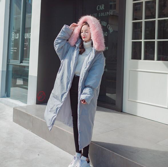 Fourrure Femmes Xl D121 Ouatée De X Épaississement Pic Manteau 2016 Plus Capot Neige Taille Parka long As Abrigos La Col Veste Nouveau Vêtements Femme D'hiver ZqBP5pqw