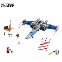 740PCS NEW LEPIN 05029 Star Wars Rebel X Wing Fighter KIDS TOY Building Blocks Assembled Compatible