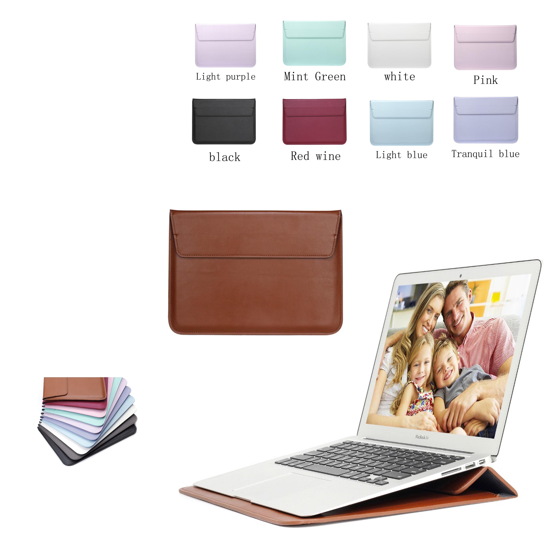 שליכט אקרילי שרוול תיק למחשב נייד ה- MacBook Air עבור אפל, פרו, Retina, 11,12,13,15 תיק מחשב נייד אינץ. עבור ניו אייר 13.3 אינץ Pro החדש 13.3 (1)