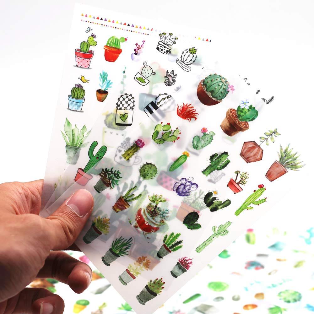 Cute Molang Rabbit Cartoon Animals Sticker Pvc Cartoon Stickers Diary Sticker Scrapbook Decoration Stationery Stickers 4