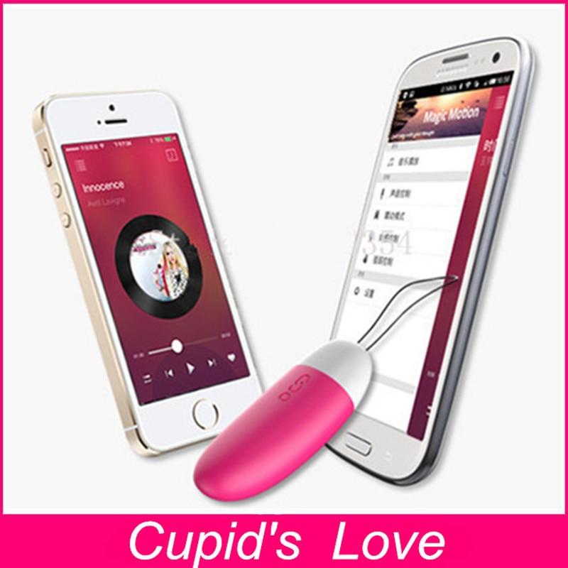 7 Mode Wireless Phone Bluetooth Control Smart Mini Massage -6837