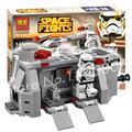 141 шт. новый 10365 Звездные войны Королевская Армия Императорский Военный Транспорт строительные блоки кирпичи игрушки детям подарок Совместимость С Lego