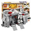 141 unids nueva 10365 star wars imperial ejército real transporte de tropas bloques de construcción de juguetes para niños de regalo compatible con lego