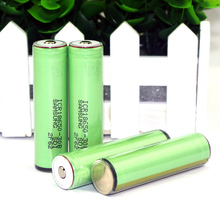 4 things. Original ICR18650-30B 3000 mAh 3.7 V high capacity 18650 rechargeable lithium batteries + protection to a surcharge