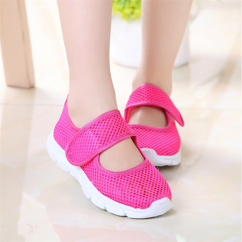 Candy Color Kids Shoes Summer Breathable Mesh Children Shoes Single Net Cloth Sports Sneakers Boys Shoes Girls Shoes CSH118-in Sandals from Mother & Kids on Aliexpress.com | Alibaba Group