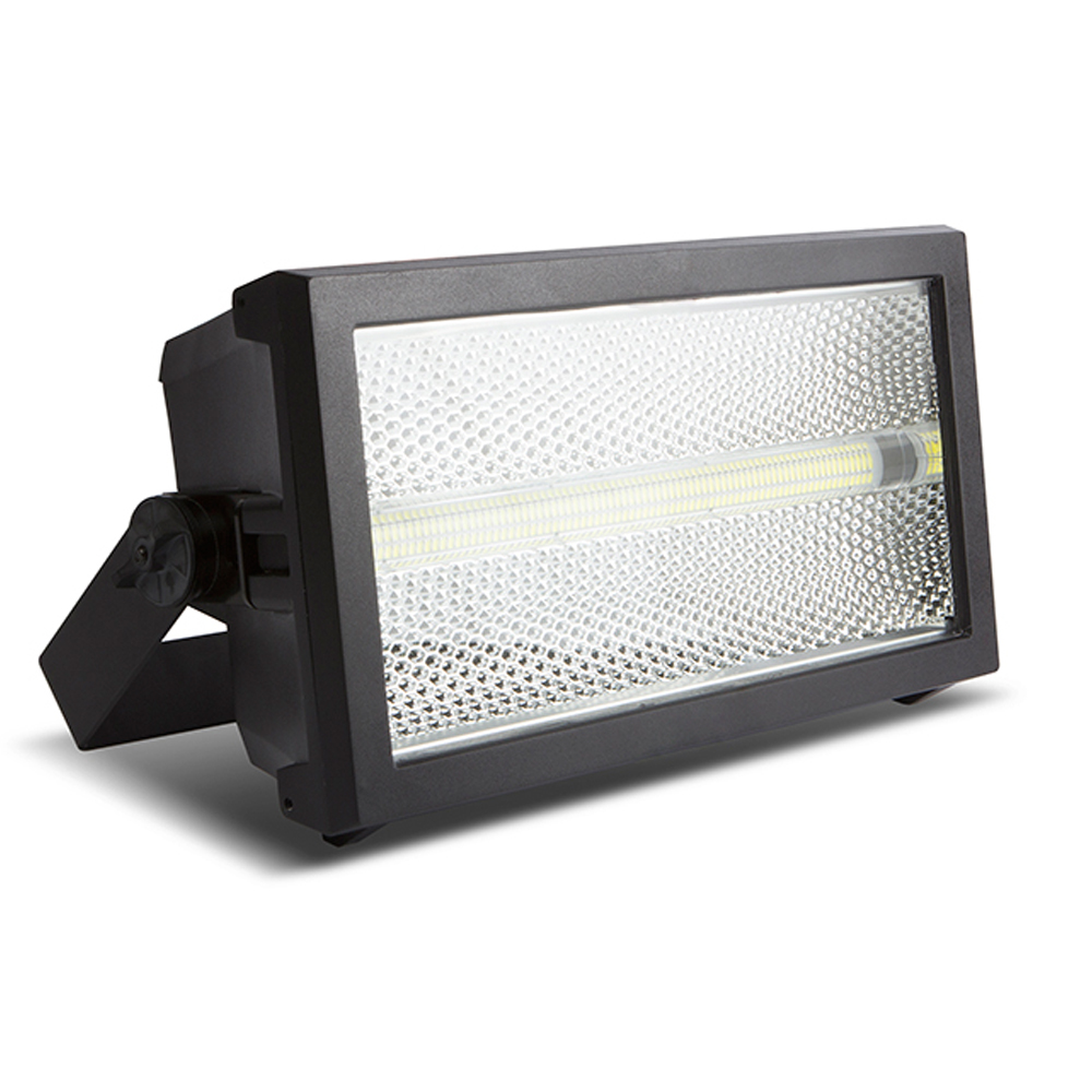 2 x Studio Led Lumière DMX Atomique 3000 Lumière Stroboscopique Super lumineux 3000 W DMX Strobe Flash Light COB Led Lumière Stroboscopique Blanc couleur