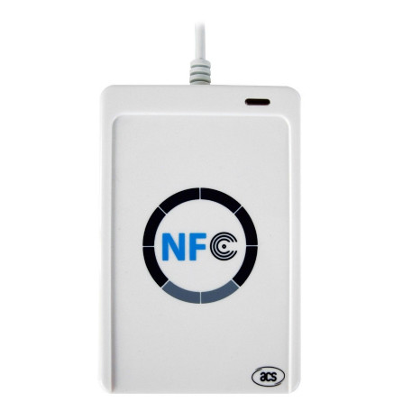 NFC Reader Writer 13.56Mhz Rfid Reader+5 Pcs Rfid IC White Card Support Android Linux Windows цена и фото