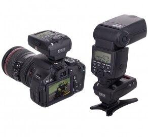 Meike MK GT600 2.4G Wireless 1 / 8000s HSS TTL Blitzauslöser + - Kamera und Foto - Foto 5