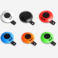Brand 6 Color Waterproof 12V Super Loud 110dB Motorcycle Car Scooter Moped Dirt Bike Pit Bike