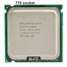 INTEL XEON E5440 CPU  INTEL E5440 Processor (2.83GHz/12MB/1333MHz/Quad Core) CPU work on g41 LGA775 motherboard