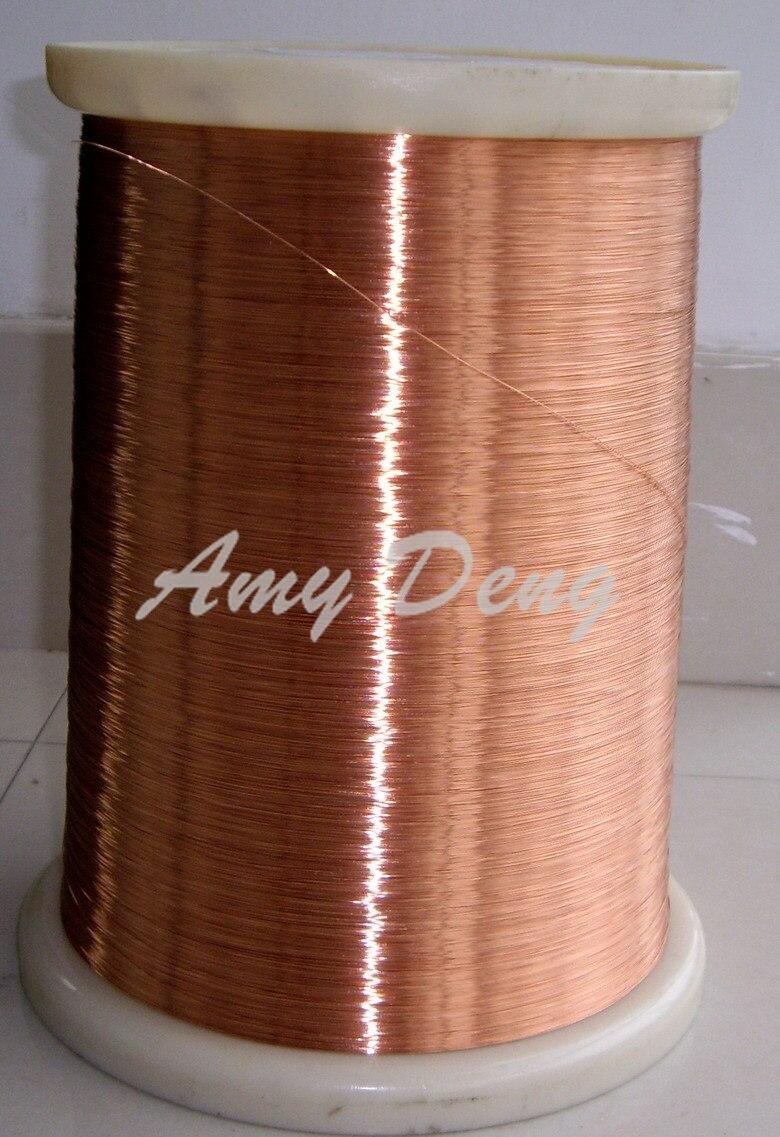 1000 Meters/lot  0.27 Mm Polyurethane Enamel Covered Wire QA-155