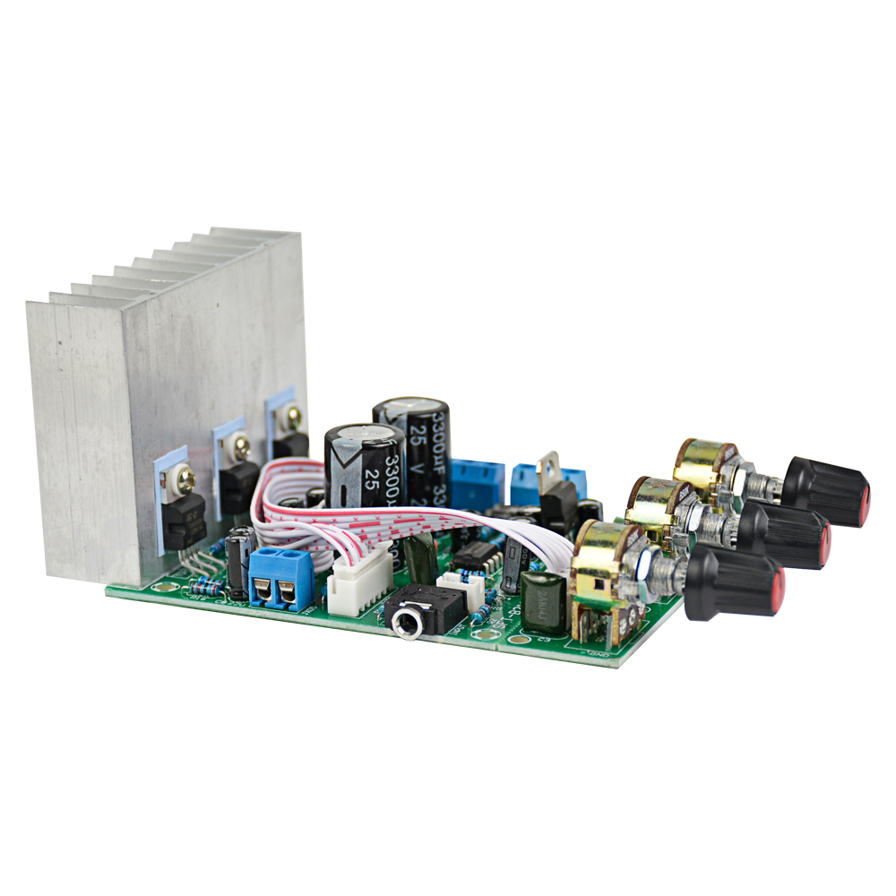 AIYIMA Amplifiers Audio Board TDA2030A Amplificador 2 1 Fever Subwoofer Amp  Board Compatible With LM1875 DIY For Home Theater