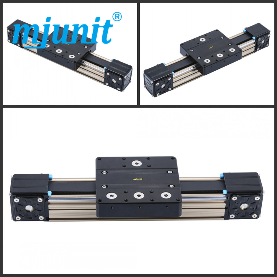 mjunit MJ80 Super-Slide Linear Actuator Belt-Drive linear guide rail with 2400mm stroke length 6pk 33xl compatible ink cartridge for xp530 xp630 xp830 xp635 xp540 xp640 xp645 xp900 t3351 t3361 t3364 for europe printer