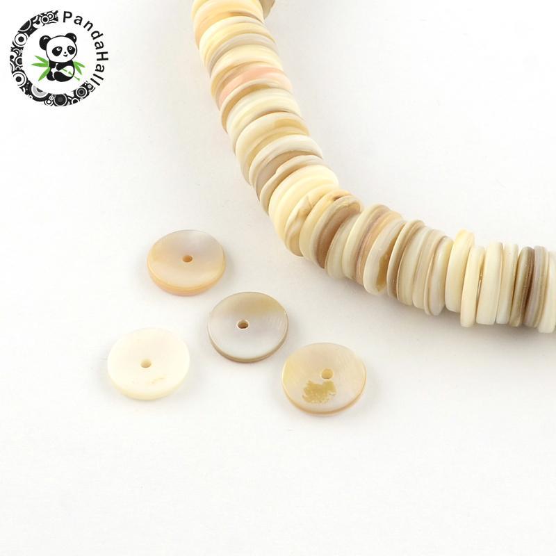 Lampwork Seashell Bead Set 11