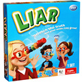 Liar Board Game ,Stretch the Truth and Your Nuse May Grow ,Party/Family Puzzle Game For Children, Send English Instructions