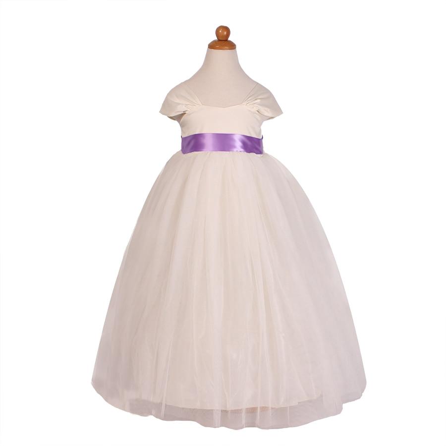 Girls Dress Summer Princess Costume 2-12 Years Baby Tutu Vestidos Wedding Party Bridesmaid Dresses Clothes