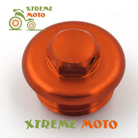 Orange Billet Oil Plug For KTM SX XC EXC SMR SXF350 2011 2012 SXS05450200 Motocross Motorcycle