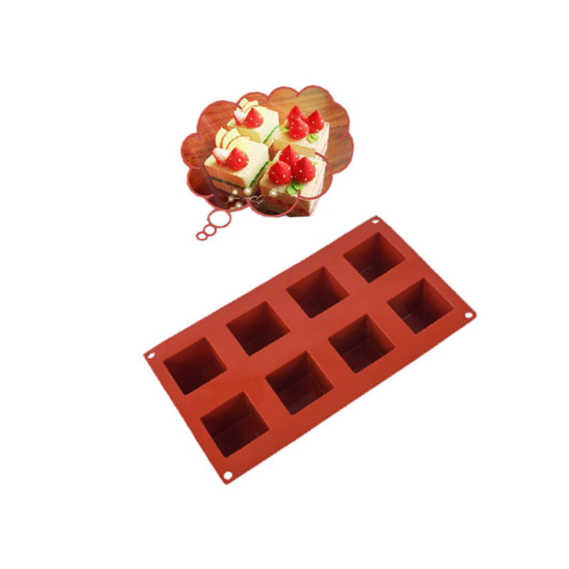 1 Pc Silicone Cake Mold For Bread Chocolate Dessert Bakeware Decorating Tools Baking Mould