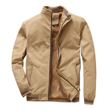 ZOGAA Spring Autumn Casual Solid Slim Bomber Jacket Men Overcoat Baseball Jackets