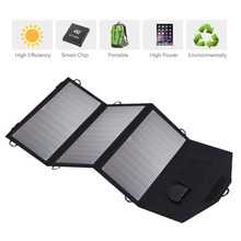 купить 5V 12V 18V 21W Multi-functional Solar Panel Charger for iPhone 6 6s 7 8 iPhone 10 iPhone X iPad Samsung Dell HP Acer Car Battery дешево