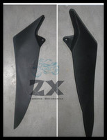Complete Fairings For yamaha 2008 2015 YZF R6 ABS Injection Mould Gas Tank Cover Side Trim Panels Black