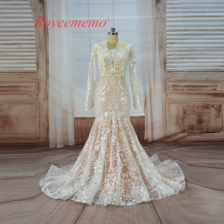 Wedding Gown Tops: 2017 Hot Sale Special Lace Mermaid Wedding Dress Sexy