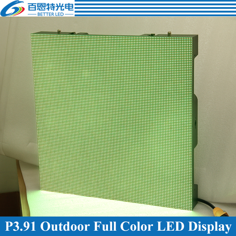 8pcs/lot P3.91 Outdoor 1/16 scan 500*500mm 128*128 pixels Die-cast Aluminum Cabinet Rental Full color video LED display screen 8pcs/lot P3.91 Outdoor 1/16 scan 500*500mm 128*128 pixels Die-cast Aluminum Cabinet Rental Full color video LED display screen