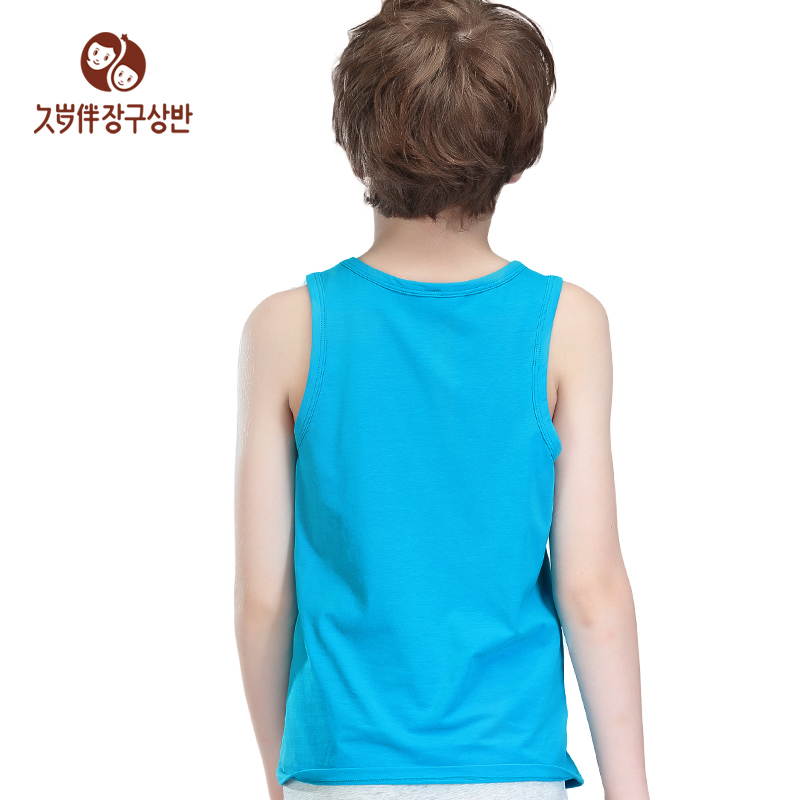 82b94f92e0 Retail and wholesale boy s summer vest kids  sleeveless vest children soft  and fresh tank top a piece 7501-in Underwear from Mother   Kids on  Aliexpress.com ...