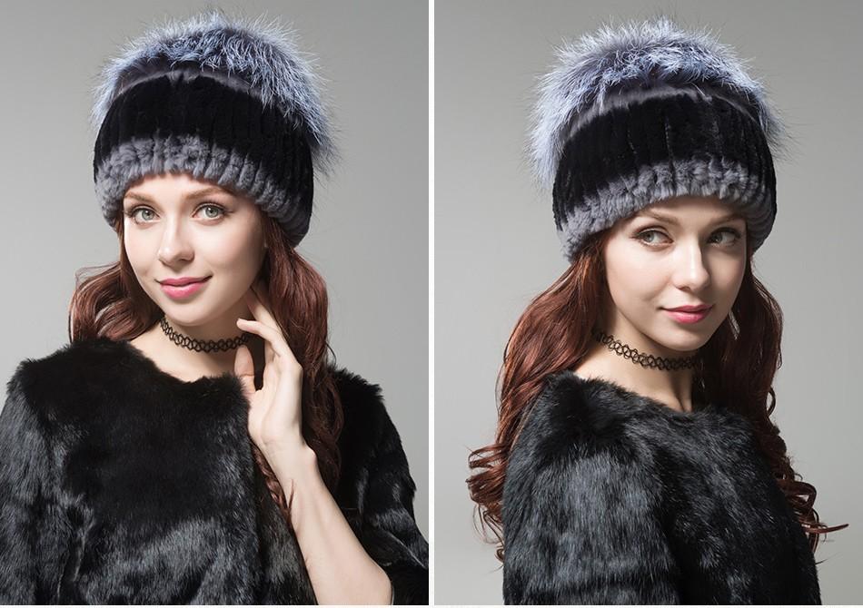 women\'s hats fur PCM002 (24)