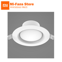Xiaomi Mijia Yeelight LED Downlight Warm White Yellow Xiaomi Light 5W 220V Mini Round Embedded Ceiling