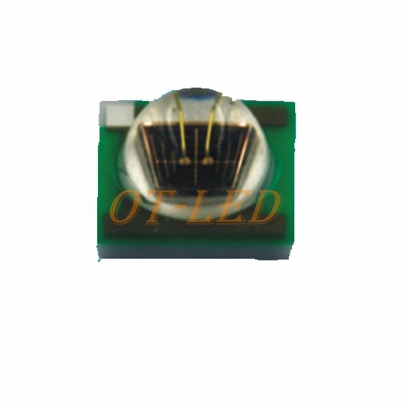High Power LED Chip 3W 3535 365nm 375nm 385nm 395nm 410nm 420nm 430nm 440nm 450nm 460nm 490nm 660nm IR 730nm 808nm 850nm Diode