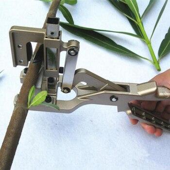 Nouveau professionnel machine à greffer outils de jardin arbre fruitier greffage sécateur ciseaux greffage appareil outil coupe sécateur
