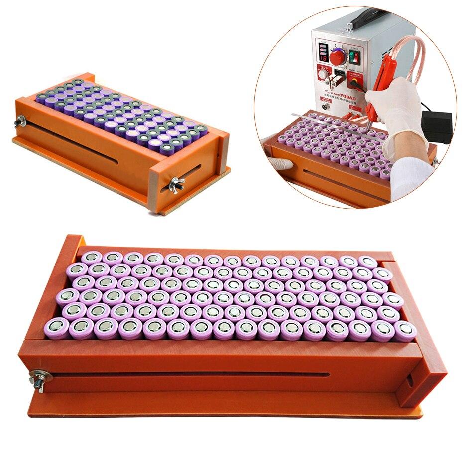 SUNKKO универсальное регулируемое приспособление для батареи точечный сварочный аппарат фиксированное приспособление для 18650 26650 32650 блок питания литиевых батарей|Детали инструментов|   | АлиЭкспресс
