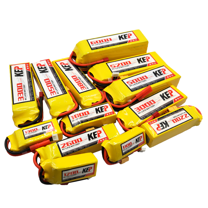 <font><b>6S</b></font> 22.2V RC <font><b>LiPo</b></font> Battery 1200 1800 3000 3500 4000 5000 <font><b>6000mAh</b></font> 25 35C For RC Helicopter Airplane Drone Toys Car Boat Tank Truck image