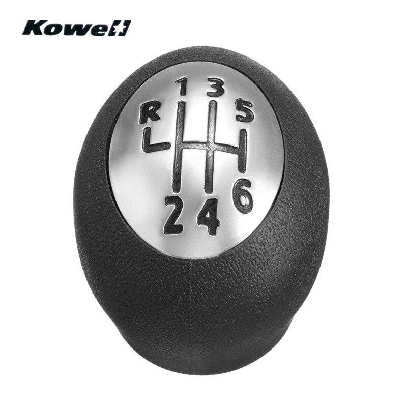 Neue 6 Geschwindigkeit MT Schaltknauf Shifter Stick für Renault MEGANE SCENIC LAGUNA ESPACE für Vauxhall für Opel für Nissan INTER