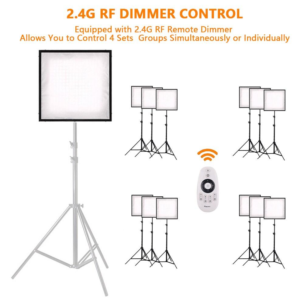 Travor FL-3030 მოქნილი LED - კამერა და ფოტო - ფოტო 6