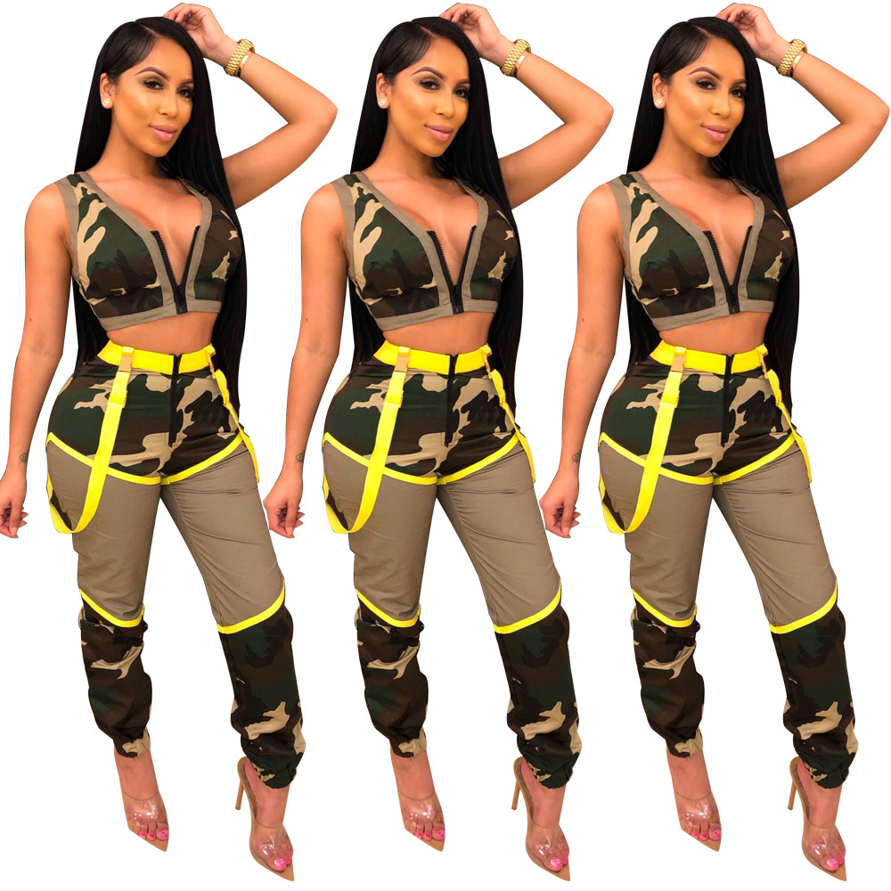 tracksuit for women two piece set military 2 piece set for female winter women's suits plus size two pieces sets large size