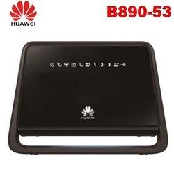 Lot 100 sztuk oryginalny odblokuj Huawei B890-53 LTE 100M bramka bezprzewodowa