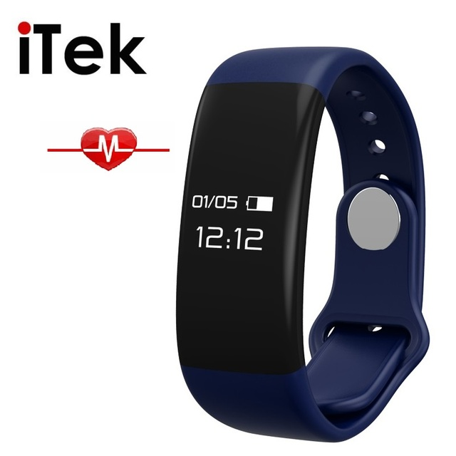 New TK30 Smart Wrist Band Watch Heart Rate Monitor OLED Touch Screen Fitness Tracker For iPhone Samsung PK D21 Mi band Miband 2
