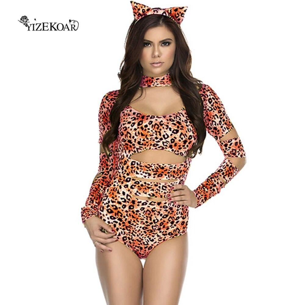 Online Get Cheap Cheetah Halloween Costumes -Aliexpress.com ...