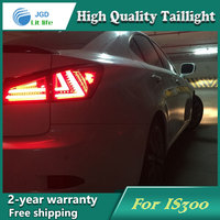 Car LED Tail Light Parking Brake Rear Bumper Reflector Lamp For Lexus IS250 IS300 2006 2012