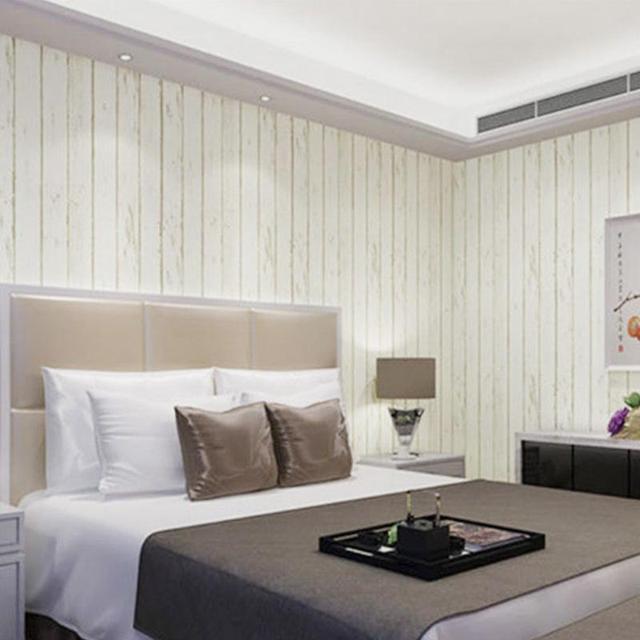 bois optique lambris bois planche non tiss tissu papier. Black Bedroom Furniture Sets. Home Design Ideas