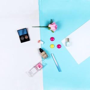 Image 4 - カラフルな Dualsided マット効果 PVC 写真背景ボード写真スタジオ写真の背景防水防塵パッド