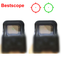 Ledarnell 552 Red Dot Reflex holographic sights Collimator Sight AA Batteries For Airsoft/Softair Shot gun