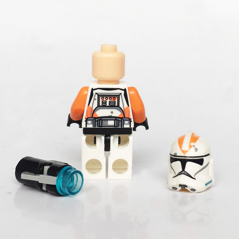 STAR WARS CLONE COMMANDO TROOPER Fit LEGO SW330 Free p/&p version custom tous ACC UK