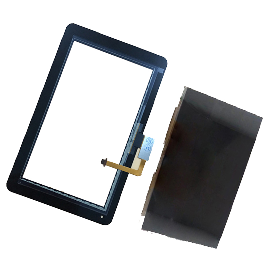 For Huawei Mediapad S7 Lite S7-931U / S7-931W Touch Screen Digitizer Sensor Glass + LCD Display Panel Monitor free dhl for for zte blade s7 lcd touch screen new arrive display digitizer glass panel replacement for zte blade s7