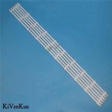 Bande de rétro éclairage de LED de lampe de HD pour LG 50LA6200 50LA6205 50LA6208 50LN5100 50LN5130 50LN5200 bandes de LED de télévision de Kit de barres dua ub