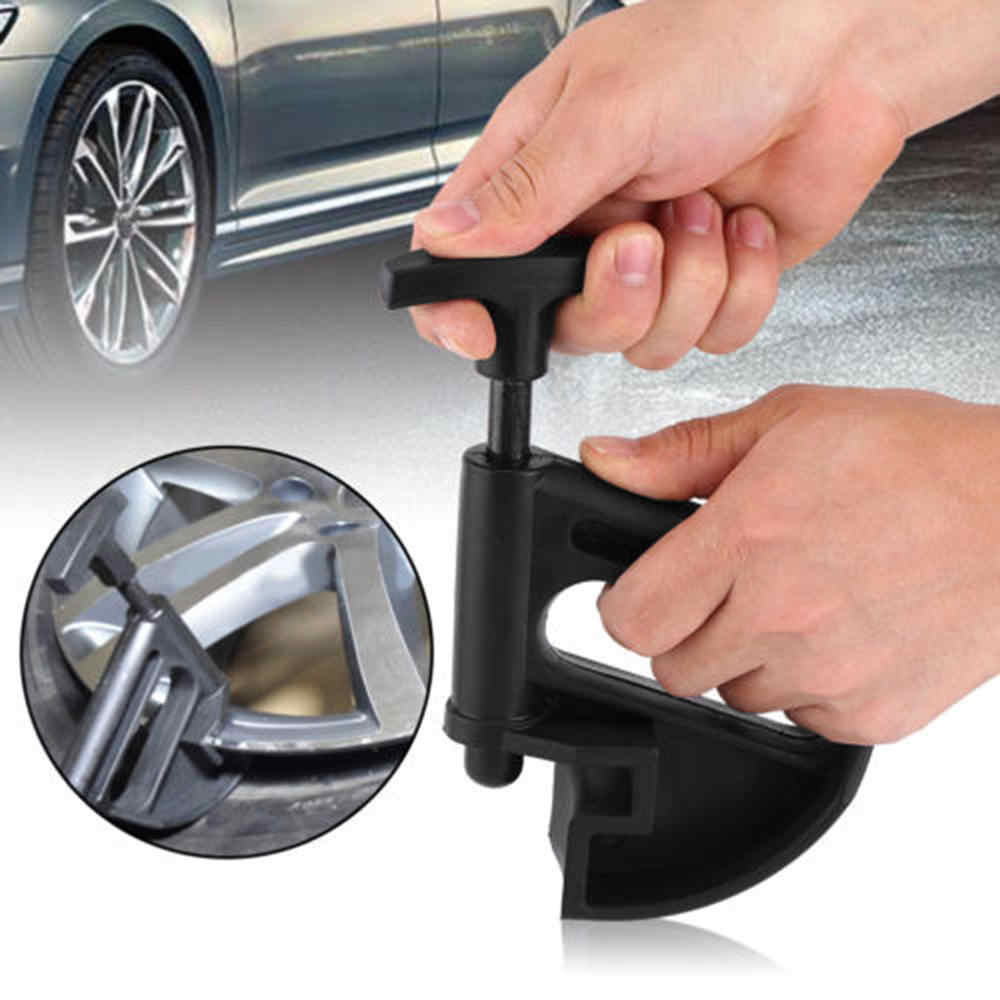Universal Auto Tire Changer Clamp Parts Plastic Car Tyre Removal Tool Auxiliary Means Tire Changer Bead Clamp